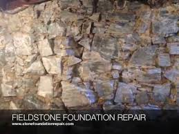 Basement Wall Waterproofing by Done Right Services Fieldstone Foundation Repair Basement