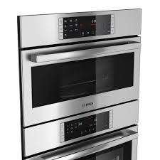 bosch hbl8751uc 30 inch single wall oven in stainless steel