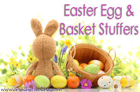easter stuffers easter egg and basket stuffers or so she says
