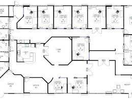 floor plan for commercial building office plans and design office floor plans office building design