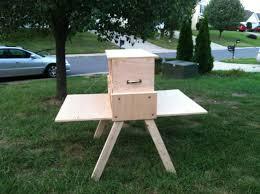 Camp Kitchen Box Plans by Best 25 Patrol Box Plans Ideas Only On Pinterest Chuck Box