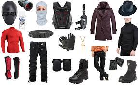 Soul Taker Halloween Costume Deadshot Costume Diy Guides Cosplay U0026 Halloween