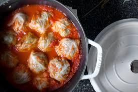 Lidia Bastianich Recipes Italian Stuffed Cabbage U2013 Smitten Kitchen