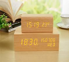 Orange Desk Accessories by Online Get Cheap Wood Desk Clocks Aliexpress Com Alibaba Group