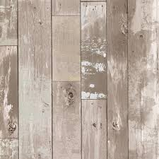 Wood Wall Covering by Shop Brewster Wallcovering Kitchen And Bath Resource Iii Taupe