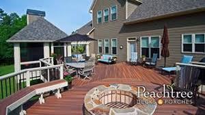 Screened In Patios Atlanta Decks Porches And Outdoor Living Spaces Peachtree Decks