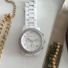 ceramic link bracelet images Best michael kors mk 5188 ceramic link bracelet quarts chronograph jpg