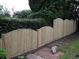 fencing wooden fencing