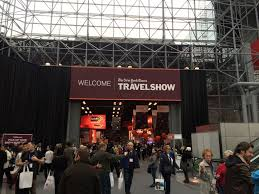 New York Times Travel by My 2016 New York Times Travel Show Experience