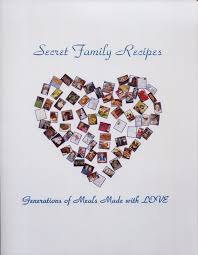 judging a cookbook by it u0027s cover creating a family cookbook project