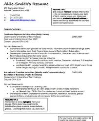 contemporary resume header and footer 40 modern teacher resumes free premium templates
