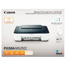 canon pixma mg2922 wireless print copy scan cloud link walmart com