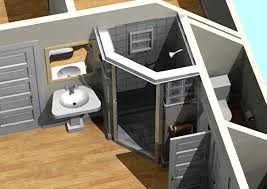 Floor Plans For Bathrooms With Walk In Shower by Best Doorless Walk In Shower Designs Ideas House Design And Office