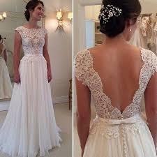 1985 wedding dresses bohemian wedding dresses with batwing sleeve 2016