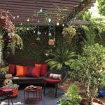 Decorate Small Patio Best 25 Small Patio Decorating Ideas On Pinterest Cinder Blocks