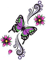 lovely ivy flowers tattoo design all tattoos for men