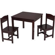 kidkraft round table and 2 chair set kidkraft farmhouse table and chair set best table decoration