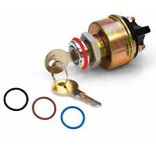 new universal ignition switch clark hyster yale crown daewoo key