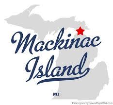 map of mackinac island map of mackinac island mi michigan