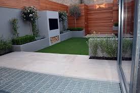 modern garden design ideas great lighting fireplace hardwood