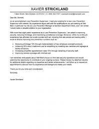 chic ideas supervisor cover letter 13 cv resume ideas
