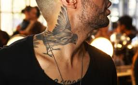 40 neck tattoo ideas for men and women