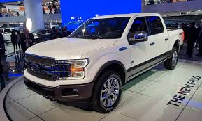 2017 detroit auto show 2018 ford f 150 the daily drive
