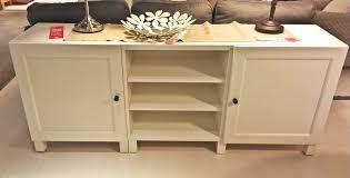Kitchen Storage Cabinets Modern Scandinavian Kitchen With Simple White Solid Wood Cabinet