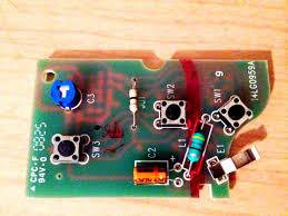 craftsman garage door opener app a bit of a byte craftsman garage door opener model 315 circuit board