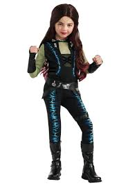 Sons Anarchy Halloween Costumes Child Deluxe Gamora Costume