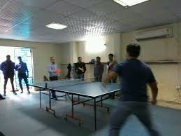 Table Tennis Tournament by Table Tennis Tournament 2017 U003c Binary Semantics Office Photo