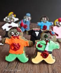 the walking dead zombie cookies not quite nigella