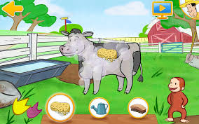 Bored At Home Create Your Own Zoo Amazon Com Curious George At The Zoo Old Macdonald U0027s Farm