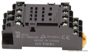 pyf14a e omron industrial automation relay socket din rail