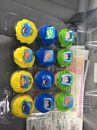 teen titans go cupcakes with rings boys birthday party