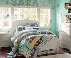ideas for teenage bedroom decorating cute and impressive