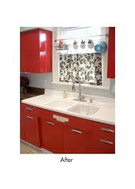 how to redo metal kitchen cabinets metal kitchen sink what do you think