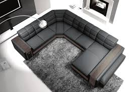 canapé d angle 7 places cuir canape design 7 places