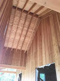 Wood Porch Ceiling Material by Old Glory In Round Top Holly Mathis Interiors