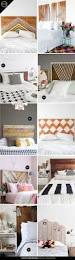 Building A Headboard Diy West Elm Alexa Chevron Bed How To Build Beds And Diy