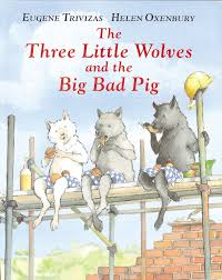 three little pigs writing paper the three little wolves and the big bad pig by eugene trivizas the three little wolves and the big bad pig by eugene trivizas scholastic