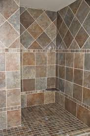 Bathroom Tile Pattern Ideas Shower Wall Design Ideas Myfavoriteheadache