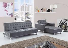 canapé d angle convertible gris gris canapés d angle salon salle à manger