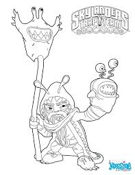 trap team coloring pages more sheets skylanders superchargers book