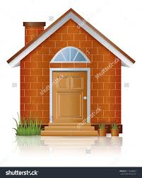 comfy brown wooden front entry door with silver handles and curved