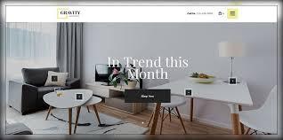 Interior Themes by 20 Best Interior Design Wordpress Themes 2017 Colorlib