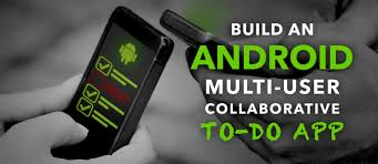 android user build an android multi user collaborative to do app pubnub