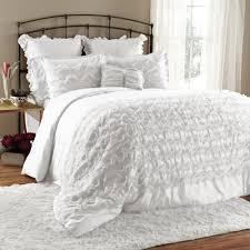 White Comforter Sets Queen Lucia Comforter Set Lush Décor Www Lushdecor Com