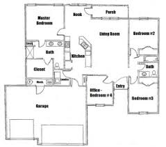 four bedroom floor plans four bedroom floor plans bussell building