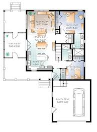 one cottage plans 261 best 1 000 1 500 sq ft images on small house